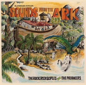 Sounds from the Ark - sleeve front